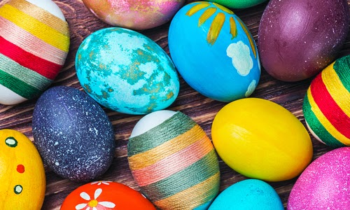 20 Eco Friendly Easter Egg Ideas Organic Org