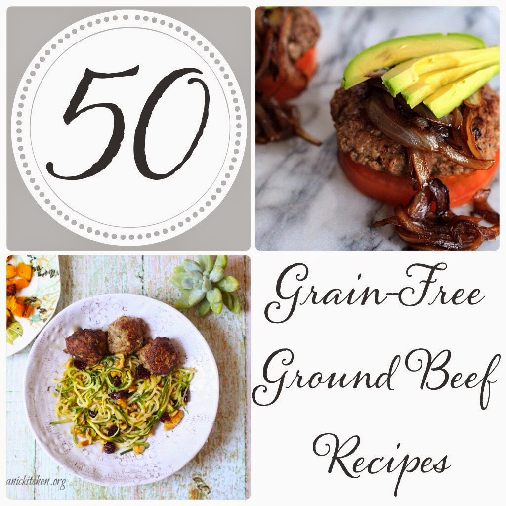 50 Grain-Free & Paleo Ground Beef Recipes - organic org