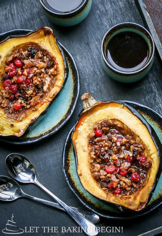 http://letthebakingbeginblog.com/2012/10/acorn-squash-with-walnuts-cranberry/