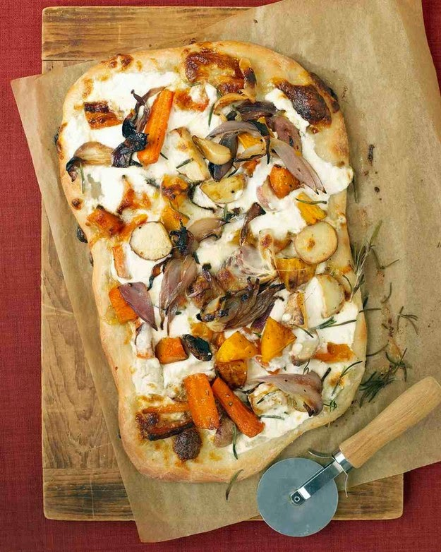 http://www.marthastewart.com/313662/roasted-fall-vegetable-and-ricotta-pizza
