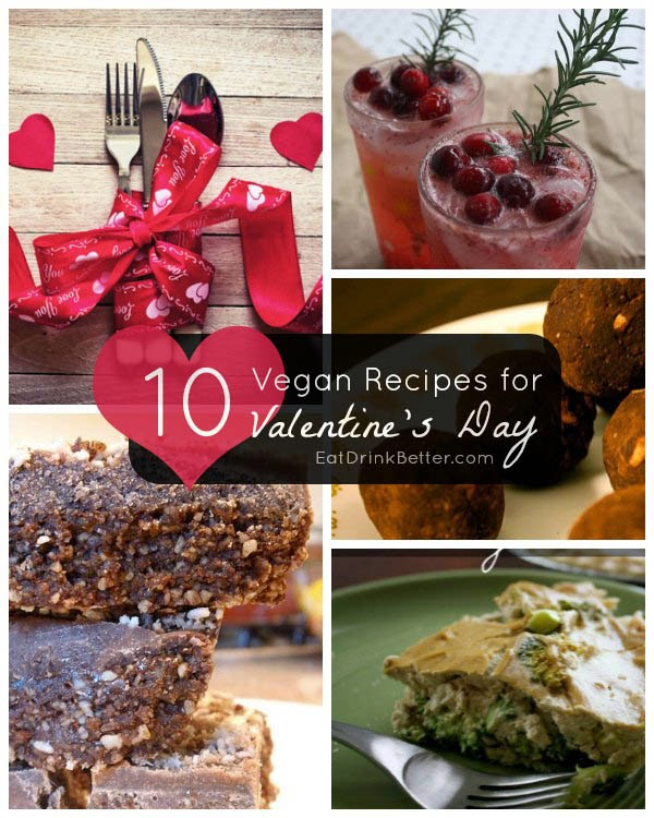 Vegan valentines day recipes organic nothing says romance like a cruelty free valentines day if vegan valentines day recipes seem like theyre out of your wheelhouse a little bit forumfinder Images