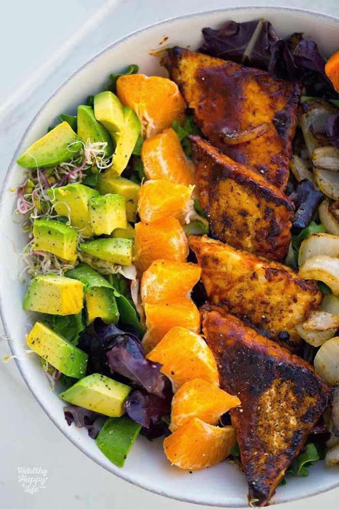 http://kblog.lunchboxbunch.com/2015/05/bbq-tempeh-avocado-sweet-potato-bowl.html